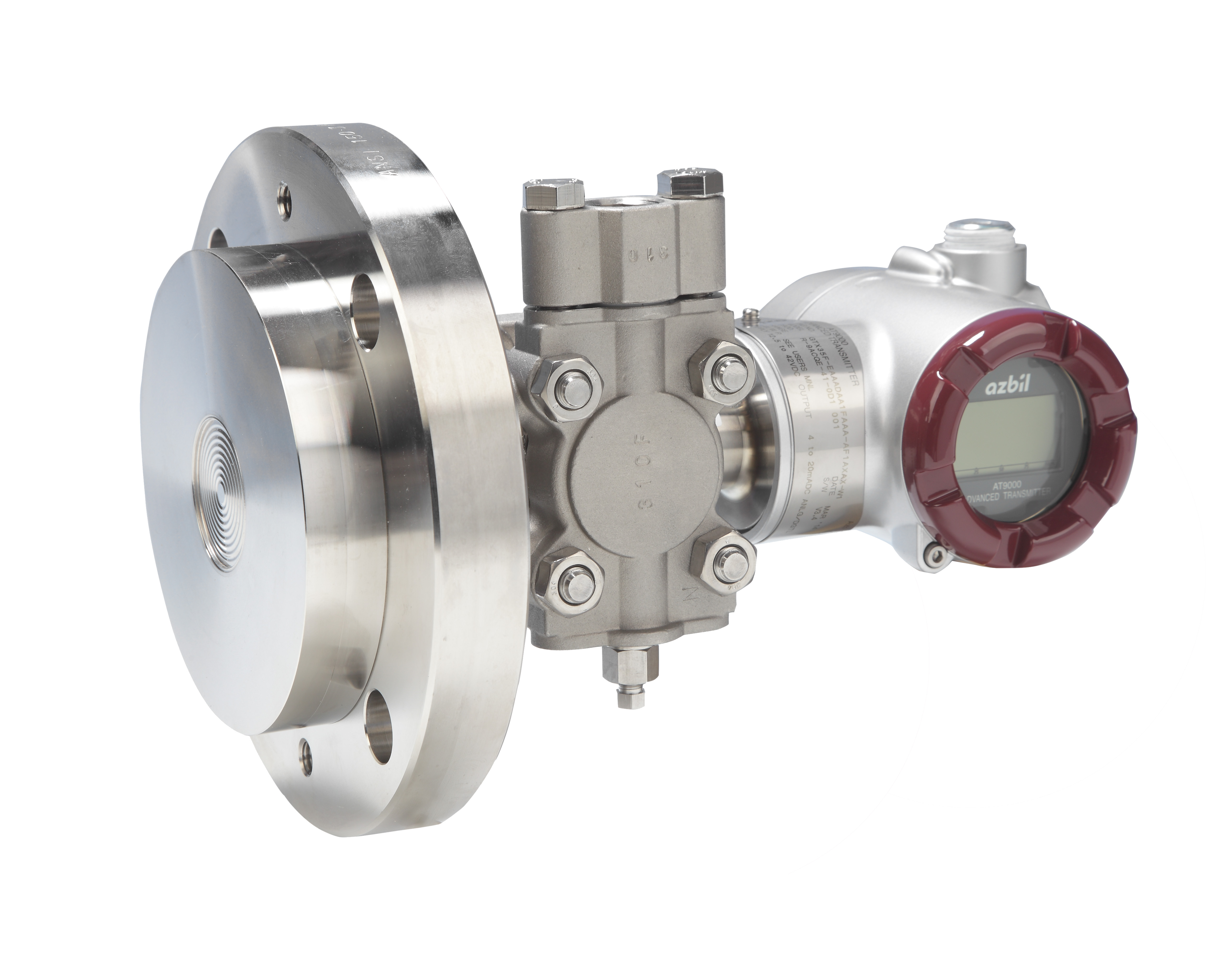 Flange Mount Transmitter For Liquid Level Measurement