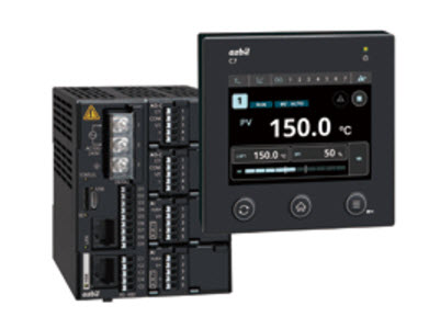 C7g Multi Loop Controller With Multifunction Display